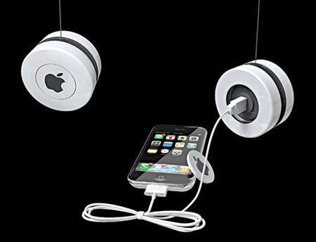IPhone зарядка отYo-Yo. Изображение № 2.