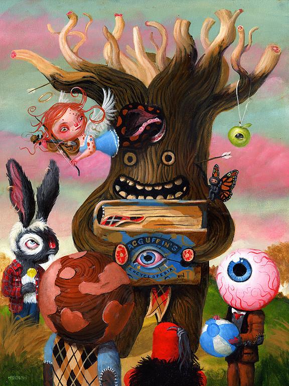 Mark Brown Artwork. Изображение № 5.