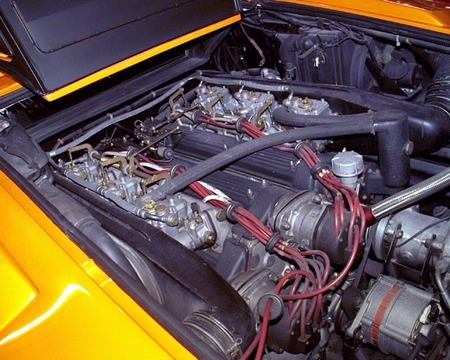 Lamborghini 1974 Countach LP400. Изображение № 11.