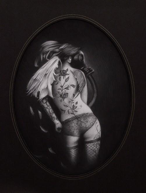 Женственный машинариум Джефри Ритчера. Изображение № 15.