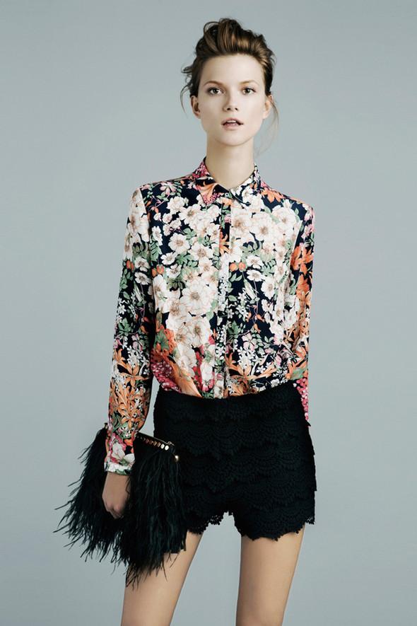 Лукбук: Zara November 2011. Изображение № 9.