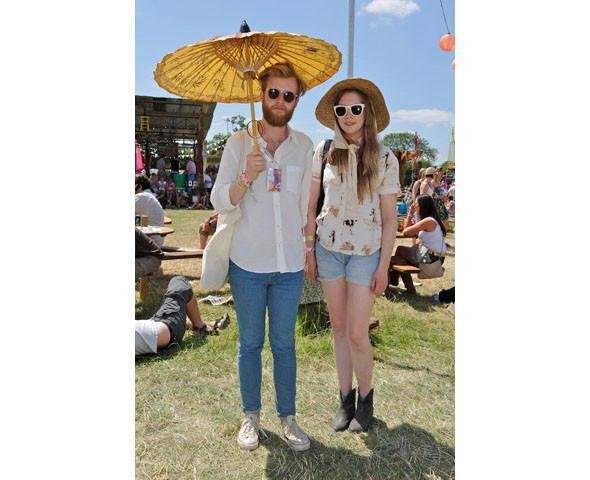 Люди на фестивале Glastonbury. Изображение № 18.