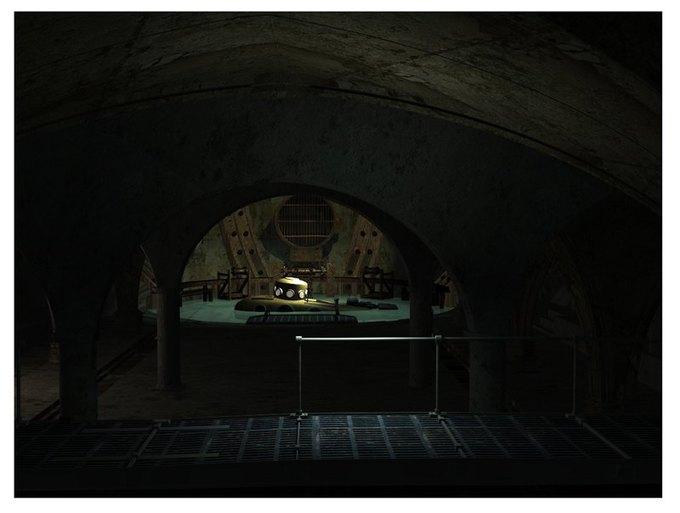 Опубликованы концепт-арты экранизации Bioshock. Изображение № 18.