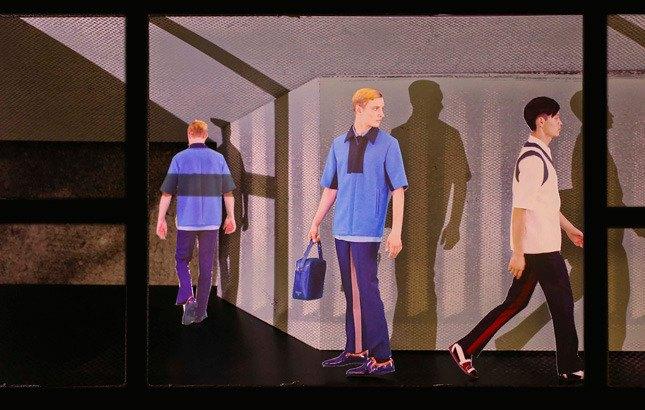Вышел лукбук Prada из серии Real Fantasies. Изображение № 6.