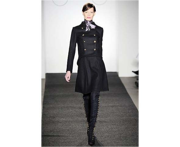 Неделя моды в Нью-Йорке: второй день. Изображение № 197.