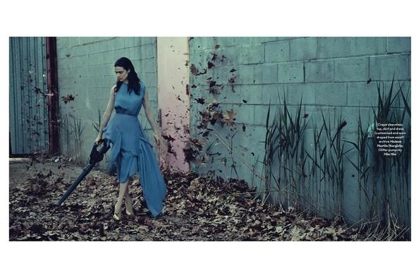 Съёмка: Рейчел Вайс для AnOther. Изображение № 5.