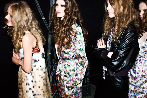 BACKSTAGE Masha Tsigal A/W 13 / foto by Ross Laurence. Изображение № 28.