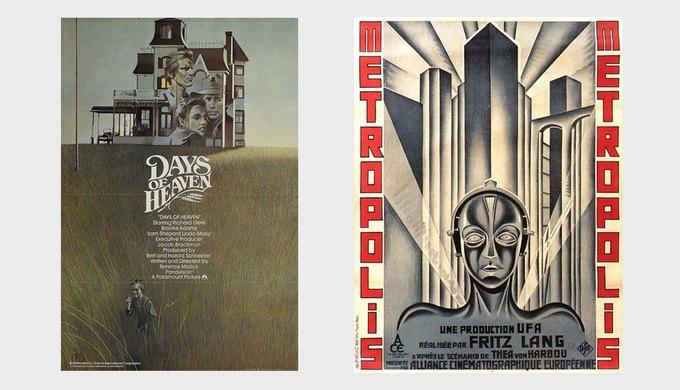Кто нарисовал постеры к «Звёздным войнам»  и Вуди Аллену. Изображение № 3.