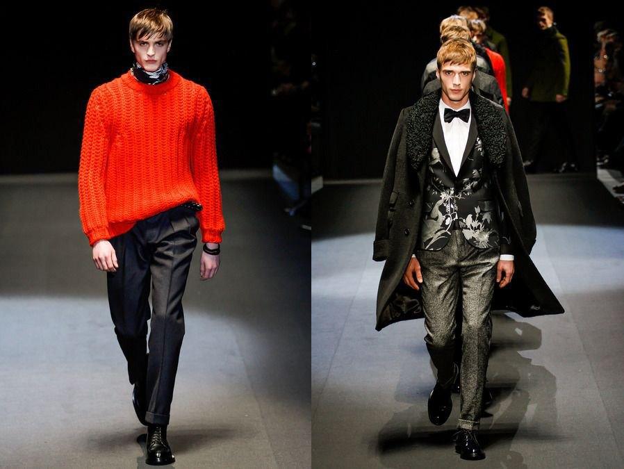 Milan Fashion Week:  День 3. Изображение № 17.