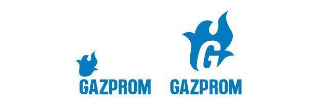 Конкурс редизайна: Новый логотип «Газпрома». Изображение № 13.