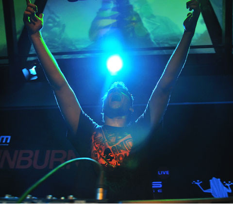 «Blue Frog» Ночной клуб будущего!!!. Изображение № 5.