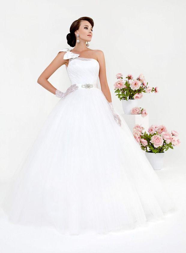 Свадебная Коллекция  от дизайнера Татьяна Каплун-Kookla 2013 ( Simple White ). Изображение №32.