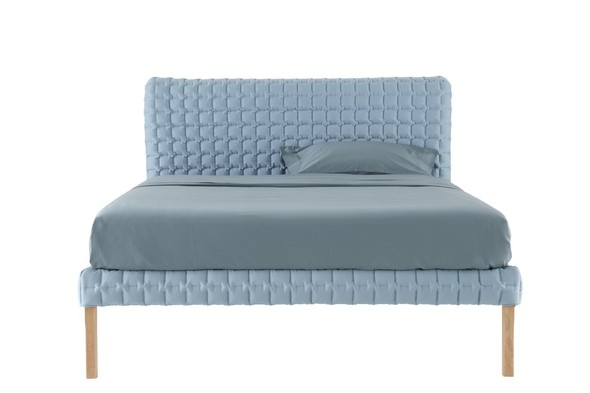 Кровать RUCHE от Inga Sempe. Изображение № 3.