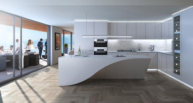 Vancouver House по проекту Bjarke Ingels Group. Изображение № 16.