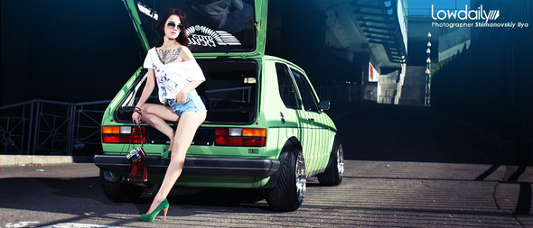 Golf mk1 Schmidth TH-Line. Изображение № 6.