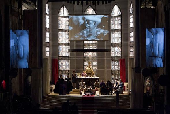 Прямая речь: Венецианская Биеннале глазами очевидцев. Изображение № 63.