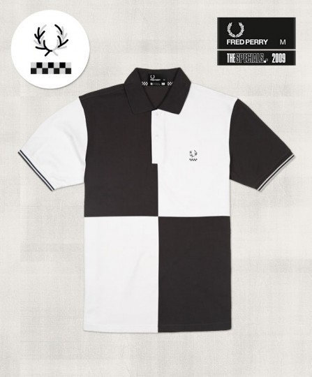 Fred Perry x The Specials 2011. Изображение № 6.
