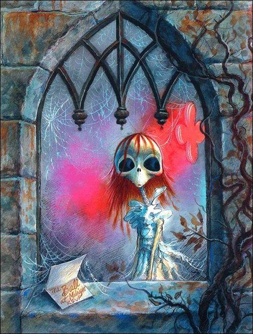 Cinderella Skeleton. Изображение № 5.
