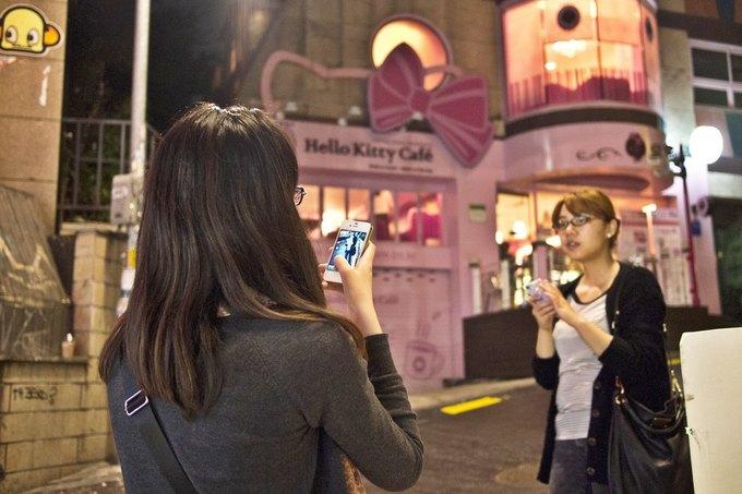 Корейские школы получили систему для блокировки смартфонов. Изображение № 1.