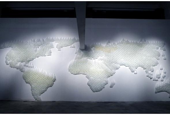 Инсталляция Катарины Бауэр. Изображение № 62.