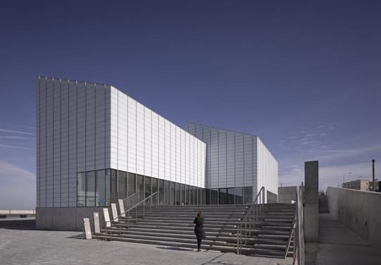 Новые музеи мира за последний год. Изображение № 8.
