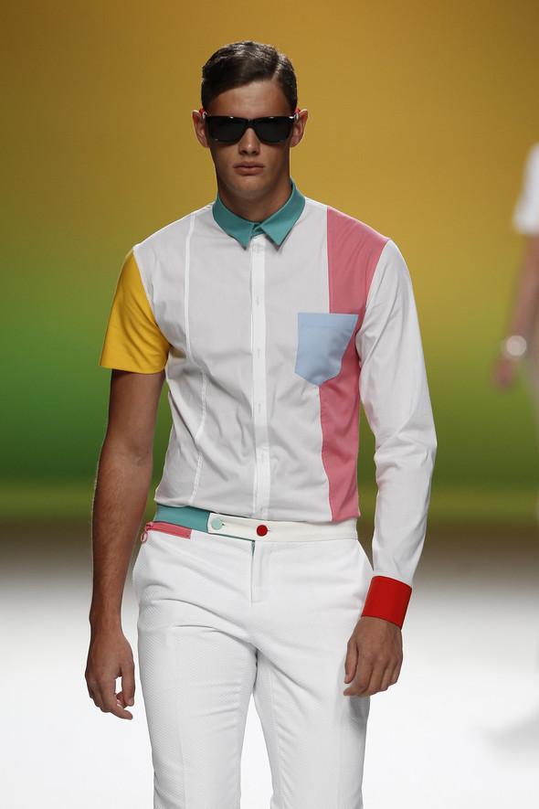 Madrid Fashion Week SS 2012: Davidelfin. Изображение № 12.