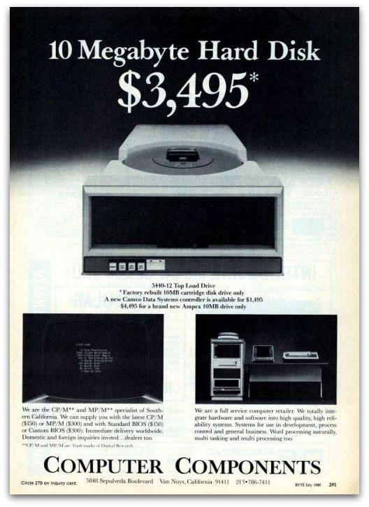 Когда компьютеры были большими. Изображение № 20.