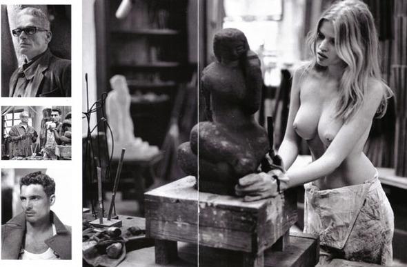 Модель Lara Ston. Изображение № 10.