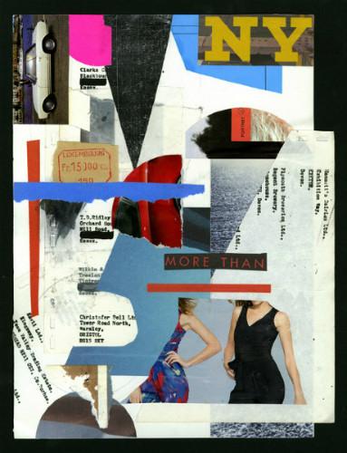 Клей, ножницы, бумага: 10 современных художников-коллажистов. Изображение № 34.