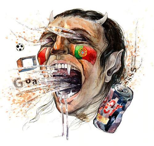 Watercolor in me: Dmitry Ligai. Изображение № 11.