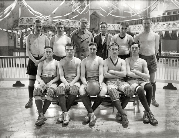 Изображение 15. Sports in USA 1899-1937 years.. Изображение № 15.