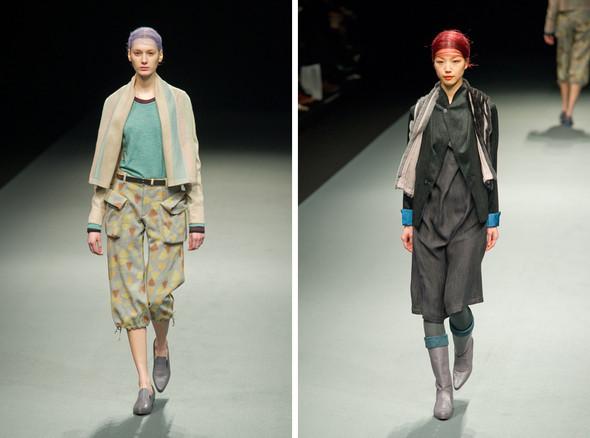 Japan Fashion Week AW 2010 - 2011. Изображение № 7.