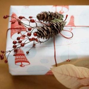 55 идей для упаковки новогодних подарков. Изображение №128.