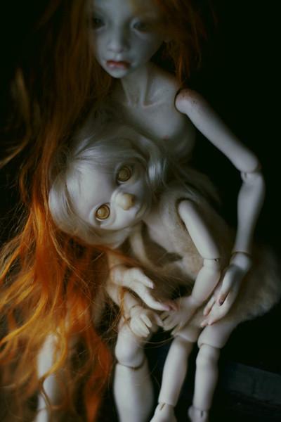 Изображение 1. Фарфоровые куклы Лидии Снуль.. Изображение № 1.