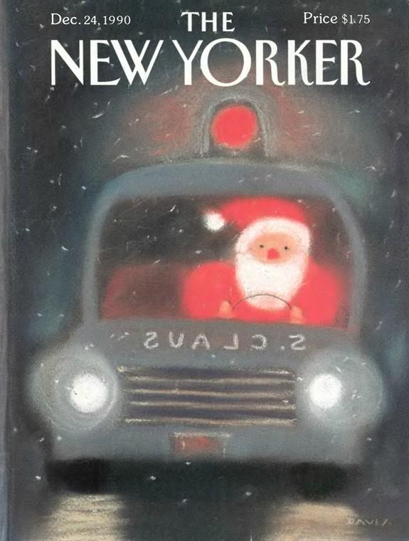 Обложки TheNew Yorker. Изображение № 66.