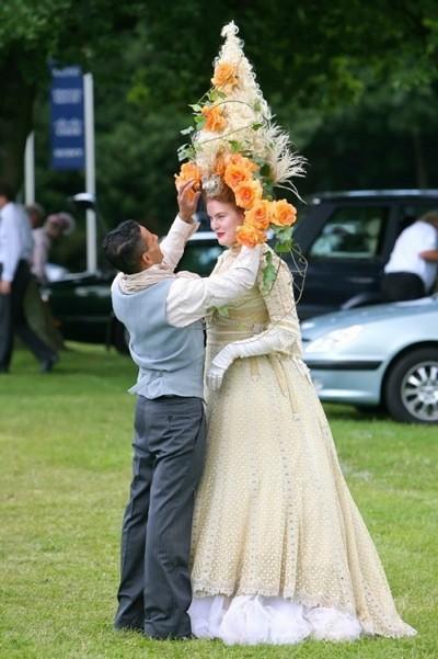 Самые необычные иизысканных шляпки Royal Ascot. Изображение № 34.
