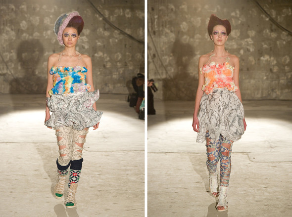 Japan Fashion Week AW 2010 - 2011. Изображение № 34.