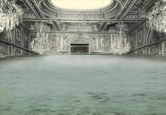 Накрыло волной: Наводнения и апокалипсисы Пабло Геновеса. Изображение № 8.