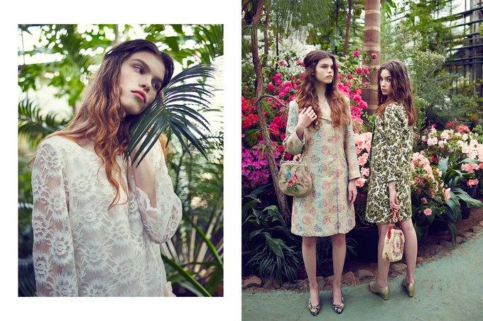 Oldich Dress выпустили весенний лукбук. Изображение № 9.