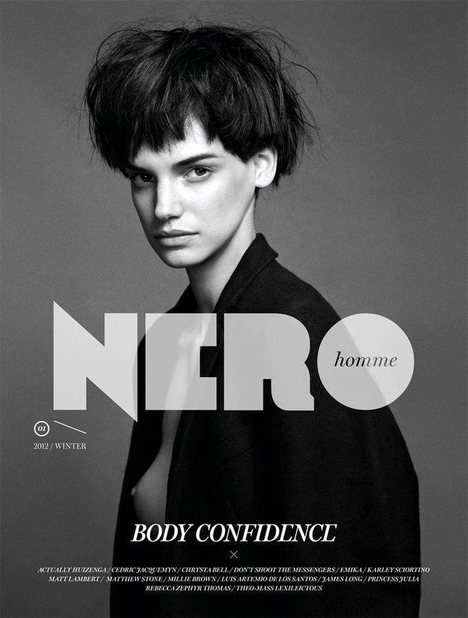 Вышли новые обложки i-D, Vogue, NY Times и других журналов. Изображение № 2.