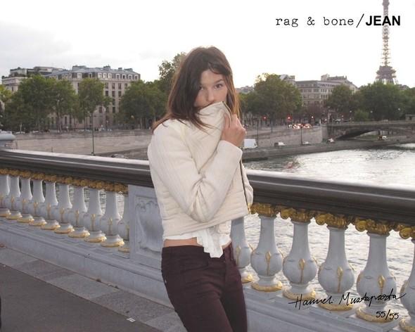 Кампания: Ханнели Мустапарта для Rag & Bone. Изображение № 9.