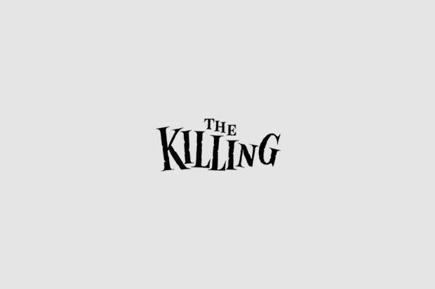 Шрифт с постера для фильма «Убийство». На нём использованы Franklin Gothic, Trade Gothic, рукописный. Изображение № 13.
