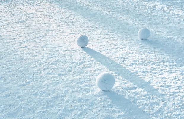 Зачем делать снежных роботов и портреты по запаху . Изображение № 4.