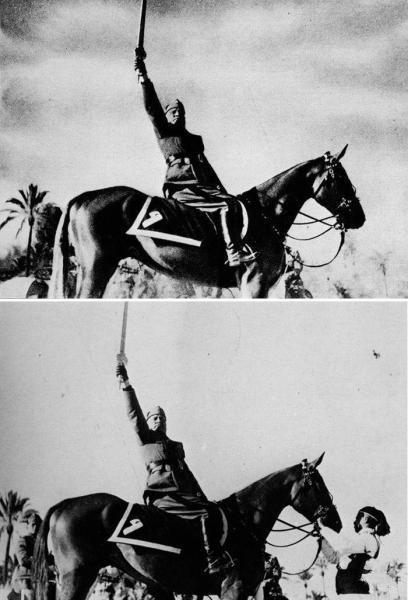 Самые известные вистории манипуляции сфотографиями. Изображение № 6.