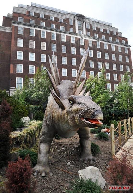 """""""Dinosaurs unleashed"""" или динозавры в Лондоне. Изображение № 22."""