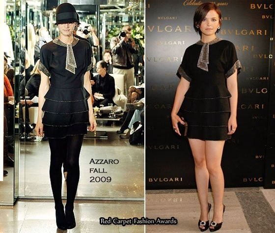 фото маленького черного платья