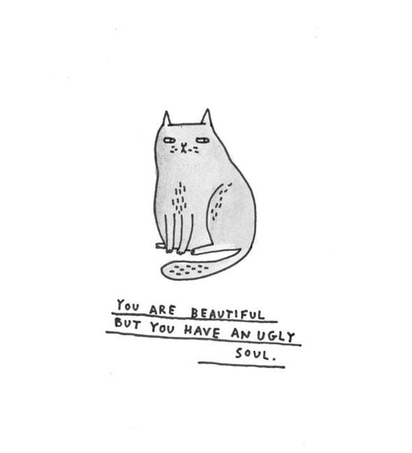 Gemma Correll и её коты. Изображение № 9.