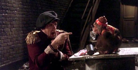 Сильвестр Сталлоне и его указующий палец. Изображение № 5.