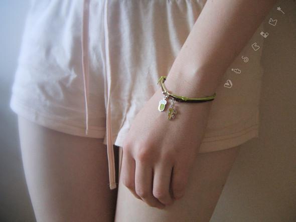 Изображение 17. Charm bracelet от Саши Кузьмичевой.. Изображение № 16.