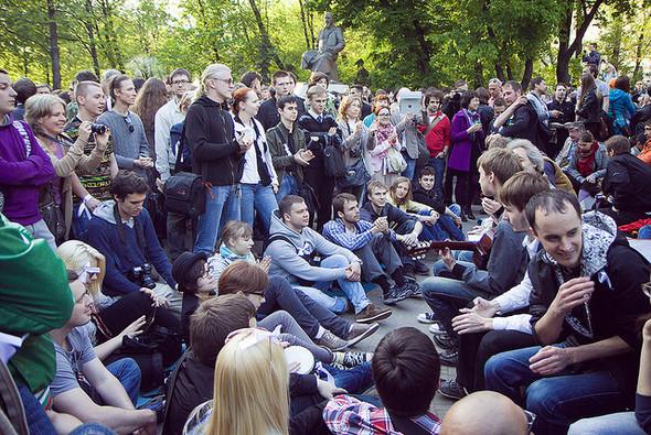 Московский «Вудсток» запоздал на 43 года. Изображение № 16.